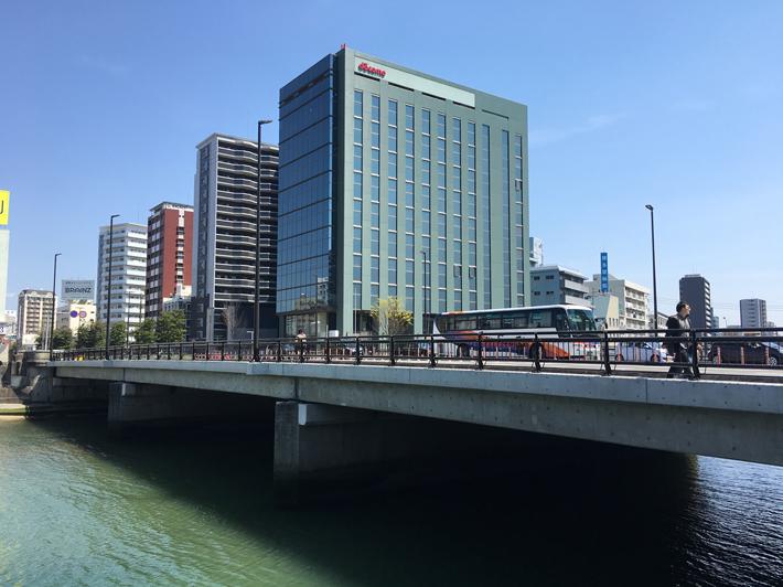 柳橋【橋梁用防護柵】