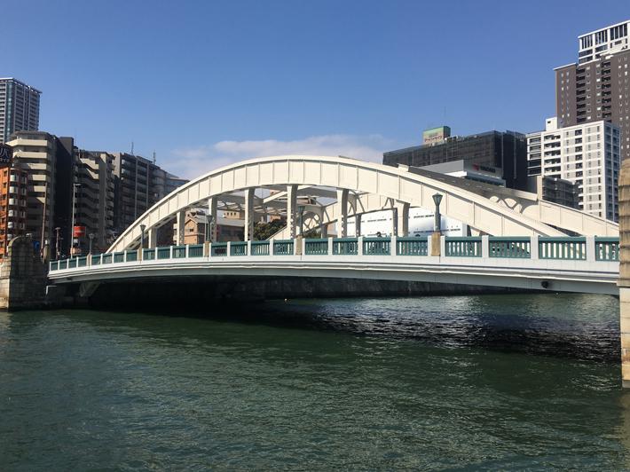 堂島大橋【橋梁用防護柵】