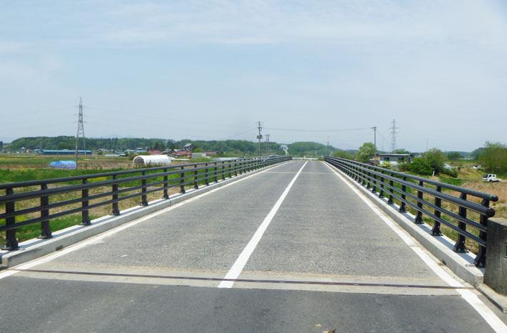 玉城橋【橋梁用防護柵】
