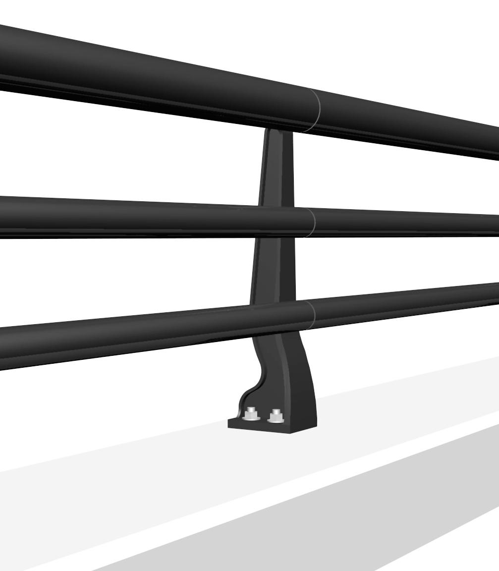車両用防護柵