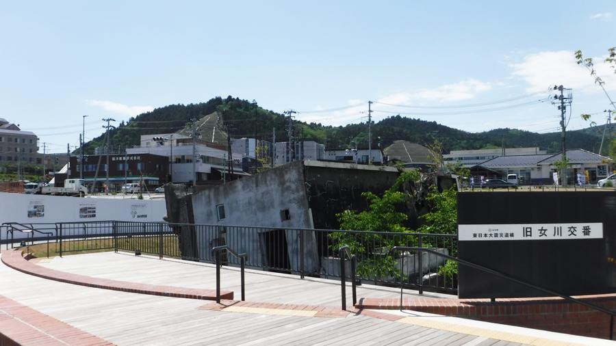 女川メモリアル公園整備【街路柵】