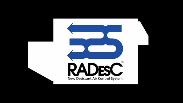 デシカント空調機(外調機)「ラデック」のCG解説映像ができました!